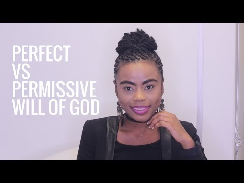 My Testimony: Perfect vs Permissive Will of God