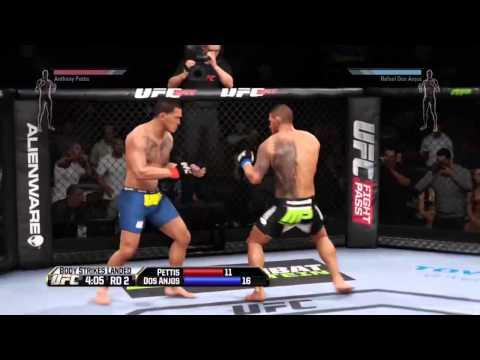 UFC 185 Pettis vs Dos Anjos Sim