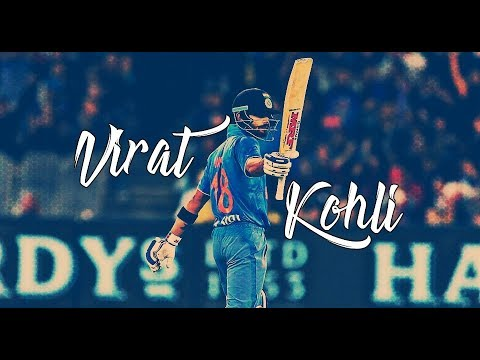 Virat Kohli – The Unbeatable • Cricket Motivational Video 2017