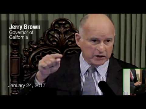 Jerry Brown's State of the State Address: 2017