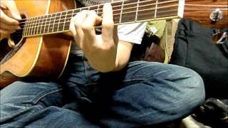 My Little LoverさんのHello, Again 〜昔からある場所〜をソロギターに...