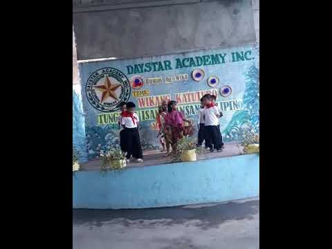 buwan ng wika@daystar Academy#