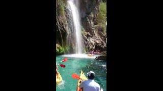 Ruta en kayak Acantilados de Maro-Nerja