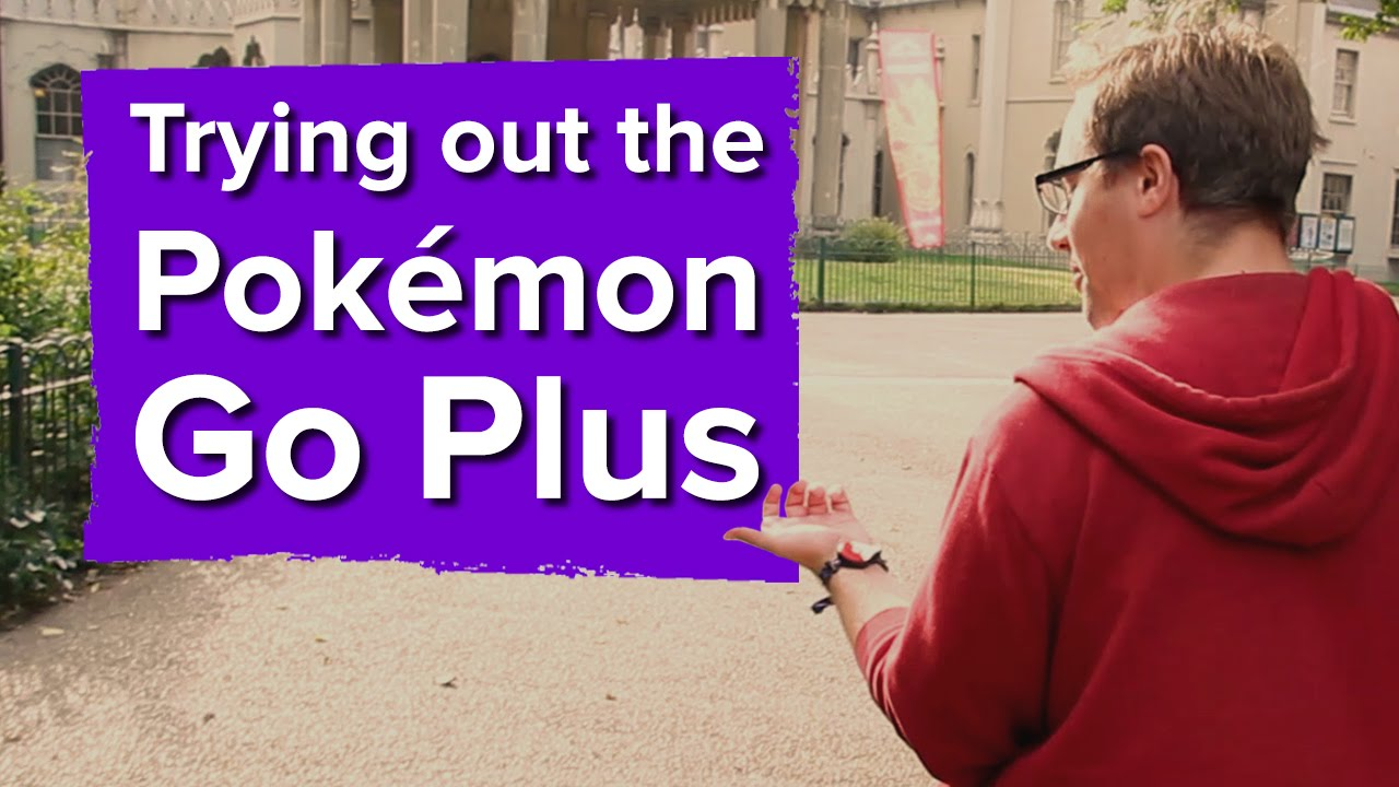 Pokemon Go Plus ( iPhone and iPad )