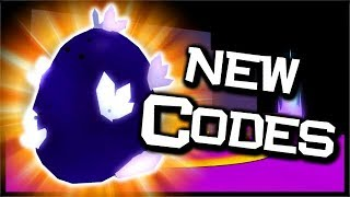 ALL NEW CODES & *VOID* EGG OPENING! | Bubble Gum Simulator Roblox