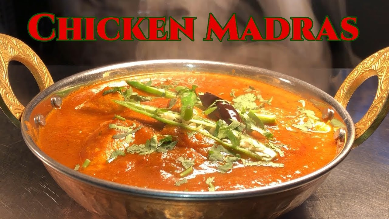Download How to make Chicken Madras