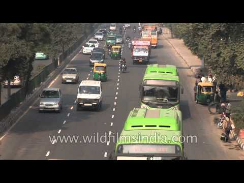 Getting to Delhi airport from Dhaula Kuan