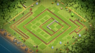 Clash of Clans Best TH11 Defense Base