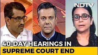 Ayodhya Case: Final Verdict By November 17