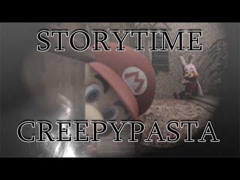 STORYTIME! | (CreepyPasta) | Mario Kart Wii: Unused Stage