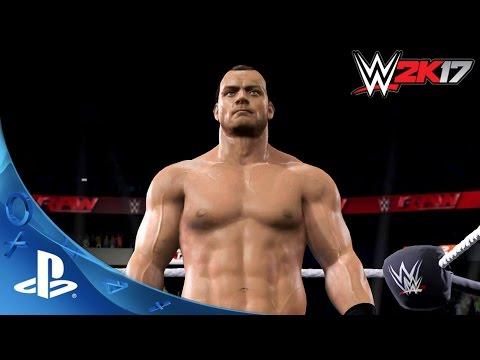 Chris Benoit WWE 2K17 Entrance [PS4]