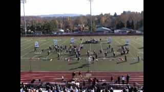 Lenape High School Marching Band National Championships 2011