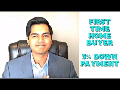 First Time Home Buyer 5% Downpayment | Koukun