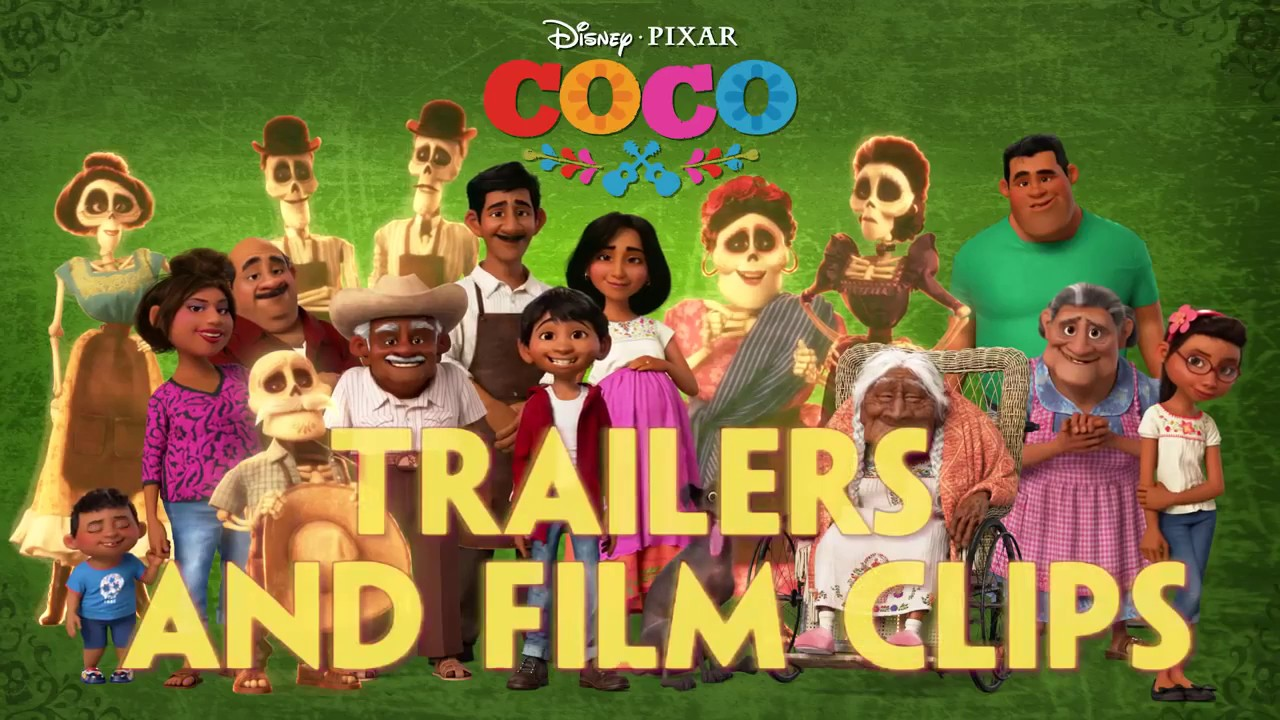 Watch a movie Coco Exclusive.....Trailers & Film Clips
