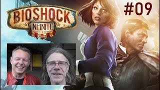 Bioshock Infinite #09: Risse und Songbird [Let's Play][Gameplay][German][Deutsch]