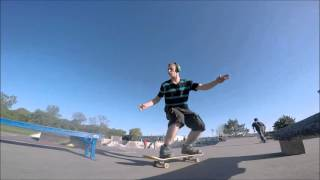 "Sheps part from ""Skateboarding Saved My Life"" part 2 (Cheri Lindsey Skatepark)"