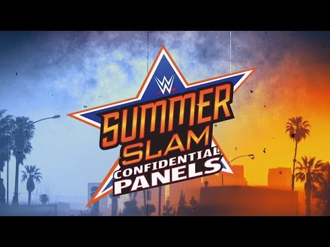 SummerSlam Confidential Panel Tickets on sale now