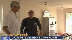 Help for Veterans Buying a Home | VA Loans in California