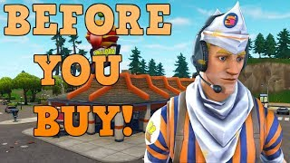 Grill Sergeant Skin | Before You Buy | Fortnite Battle Royale