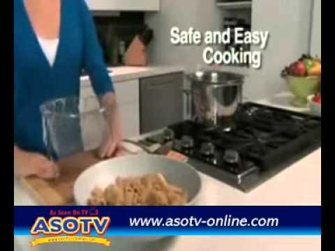 CHEF BASKET Kitchen Strainer (ASOTV)