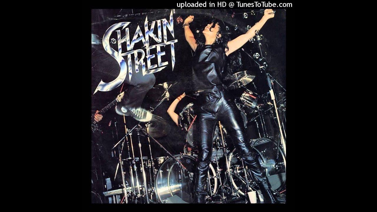 Shakin' Street Shakin 'Street No Time To Loose