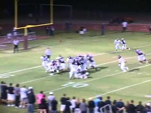 #61 OL Salvador Lopez Hamilton High School Junior Football Highlights Class of 2014