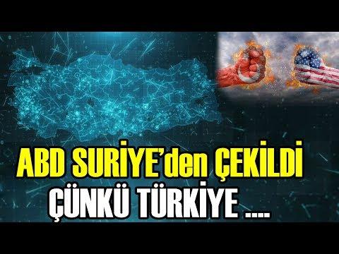 Türkiye Tek Bir Lafıyla ABD'ye Geri Adım Attırdı, Türkiye'nin Büyük Kozu