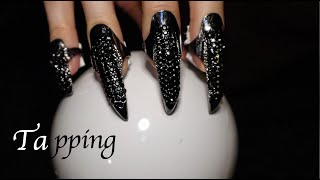 ASMR Tapping with Metal Claws for Sleep