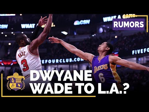 Is Dwyane Wade In The Lakers Future?
