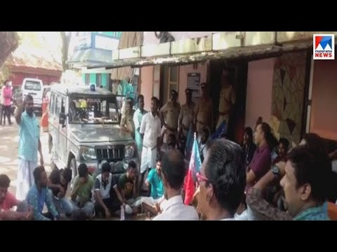 CPI harthal in Chavakkad and Manaloor
