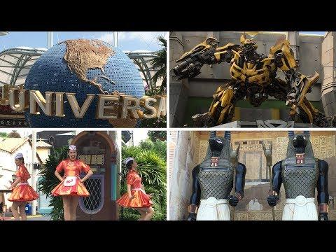 Universal Studios Singapore Rides   Universal Studios