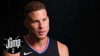 Blake Griffin exclusive interview with Rachel Nichols | The Jump | ESPN