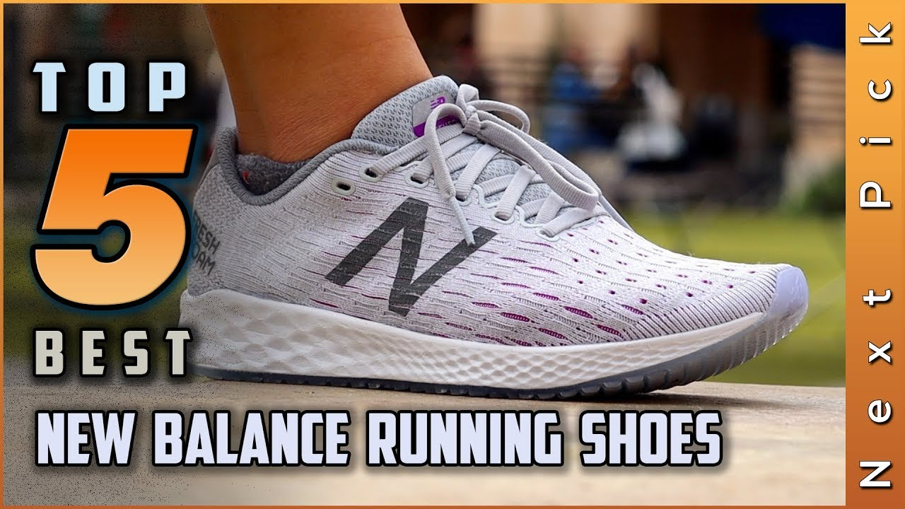 monstruo Eliminar Red  Top 5 Best New Balance Running Shoes Review in 2020 - YouTube