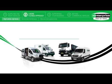 Enterprise Flex-E-Rent Vehicle Hire