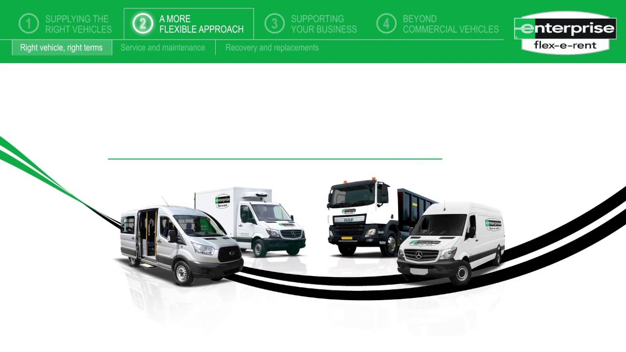 Enterprise Car Rental Mobile Al: Enterprise Flex-E-Rent Vehicle Hire