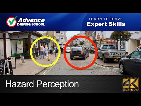 Hazard Perception  |  Learning to drive: Basic skills