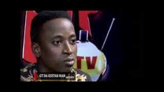 HIP TV NEWS - GT DA GUITAR MAN MAKES A COMEBACK Nigerian Entertainment News