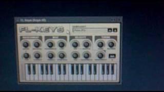 Орбит без сахара - Как играть мелодию на клавишах