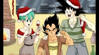La navidad de Dragon Ball Español latino