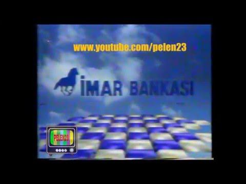 İmar Bankası Reklamı 1990