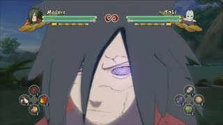 Naruto: Ultimate Ninja Storm 3: Full Burst - All Awakenings & Movesets (Best Version)