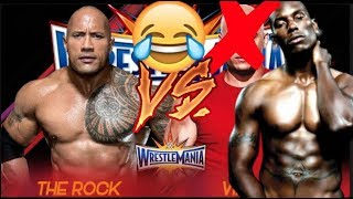 (LOL!) TYRESE RANTS ON THE ROCK BECAUSE HE