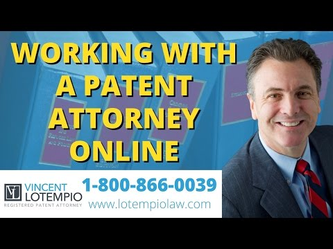 Online Patent Attorney - Can You Work With A Patent Attorney Online - Inventor FAQ - Ask An Attorney