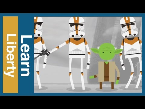 Good and Evil in Star Wars - Learn Liberty