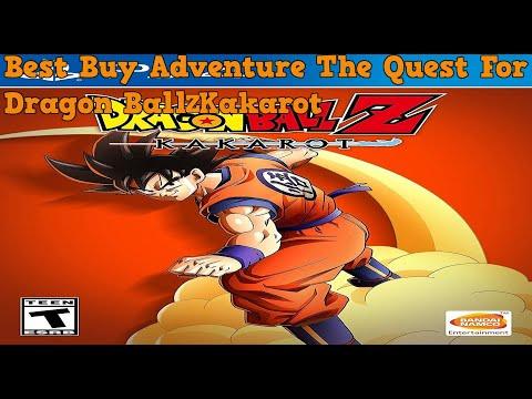 Best Buy Adventure The Quest For Dragon Ball Z Kakarot |