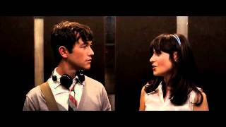 500 Days Of Summer - Lift Scene HD