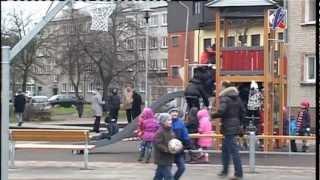 В Вентспилсе строят новые детские игровые площадки(, 2012-11-27T12:48:52.000Z)