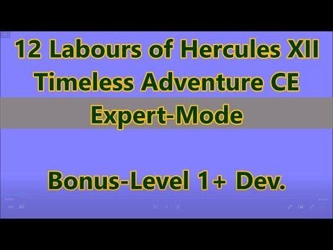 12 Labours of Hercules XII: Timeless Adventure CE Bonus-Level 1 |