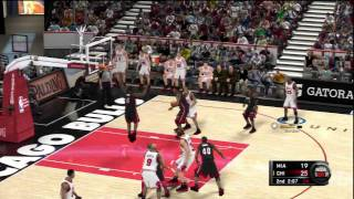 NBA 2K11 (PS3) Basketball lesson with MJ