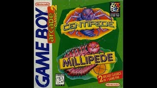 Review 584 - Centipede/Millipede (GB)